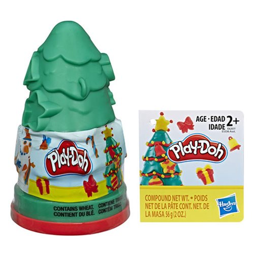 Play-Doh Holiday Sets 2019 Wave 1 Set