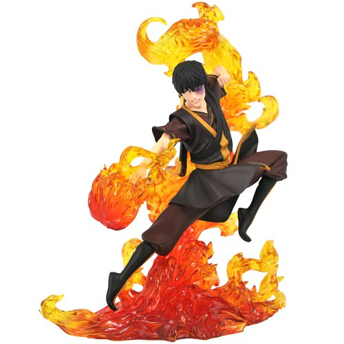 Avatar: The Last Airbender Gallery Zuko Statue