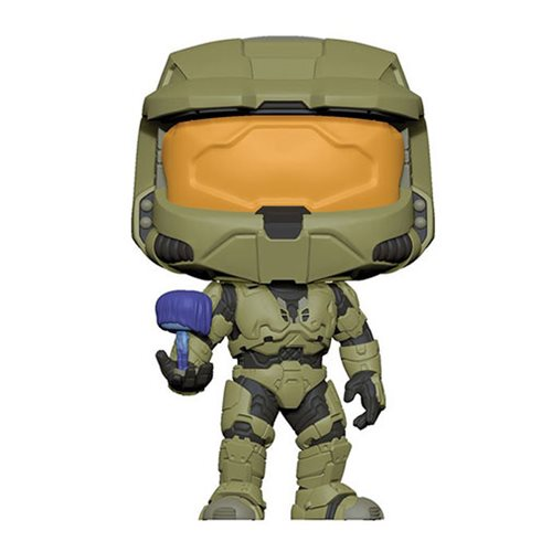 Halo Master Chief with Cortana Pop! Vinyl Figure, Not Mint