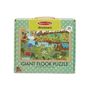 Melissa & Doug Natural Play  Dinosaurs 35-Piece Giant Floor Puzzle