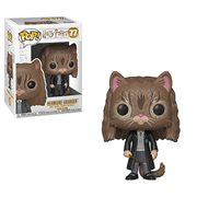 Harry Potter Hermione  as Cat Pop! Vinyl Figure #77