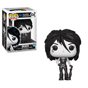 Sandman Death Black and White Pop! Vinyl Figure - Previews Exclusive