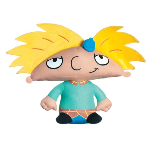 Hey Arnold! Arnold Super-Deformed 6-Inch Plush