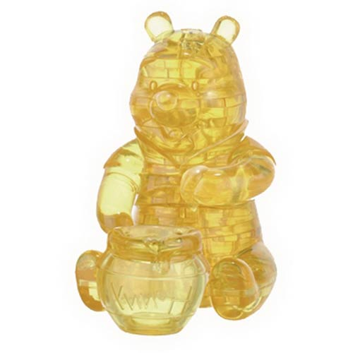 Disney 3d Crystal Puzzle Winnie The Pooh