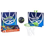 Nerf Nerfoop - The Classic Mini Foam Basketball and Hoop