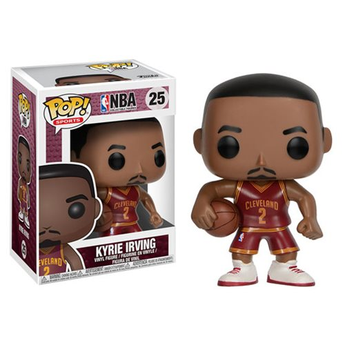 NBA Kyrie Irving Pop! Vinyl Figure #25