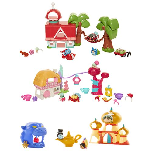 Disney Tsum Tsum Story Pack Playsets Wave 1 Case