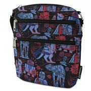 Star Wars Empire Strikes Back 40th Anniversary Print Nylon Crossbody Purse