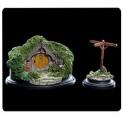 The Hobbit 5 Hill Lane Hobbit Hole Statue