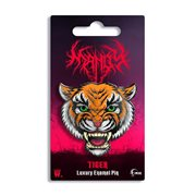 Mandy Tiger Luxury Enamel Pin