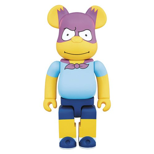 Simpsons Bartman 400% Bearbrick Figure
