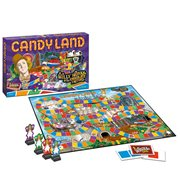 Willy Wonka and the Chocolate Factory Candy Land Game