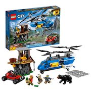 LEGO City Police 60173 Mountain Arrest
