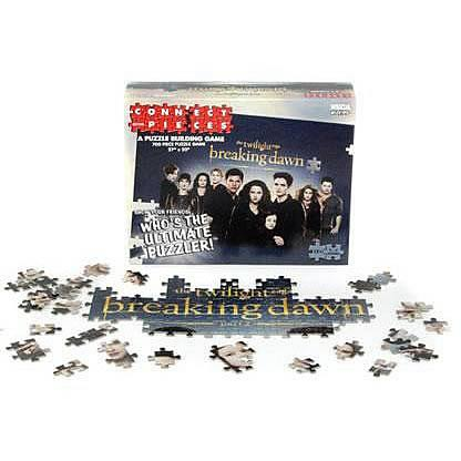 Twilight Breaking Dawn Part 2 Puzzle Building Game