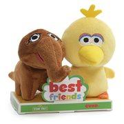 Sesame Street Big Bird and Mr. Snuffleupagus BFF Plush Set