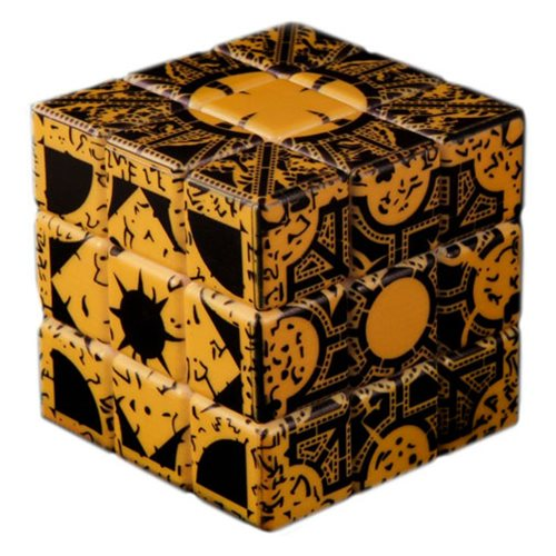 Картинки по запросу Puzzle Blox - Hellraiser - Lament Configuration Box (Hellraiser III Hell On Earth)