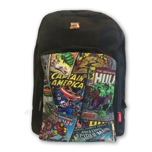 Marvel Comics Retro Collection Student Backpack