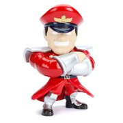Street Fighter M. Bison 4-Inch Metals Die-Cast Action Figure