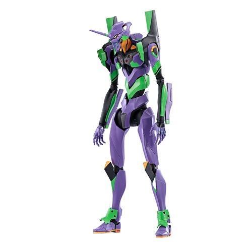Evangelion Evangelion Test Type 01 Robot Spirits Action Figure Entertainment Earth