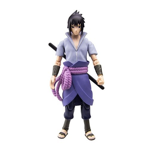 Naruto Shippuden 4-Inch Poseable Action Figure Series 2 Case