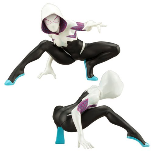 Spider-Man Marvel Now! Spider-Gwen ArtFX+ Statue