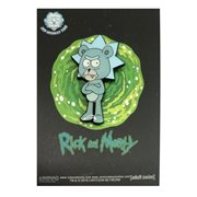 Rick and Morty Teddy Rick Enamel Pin