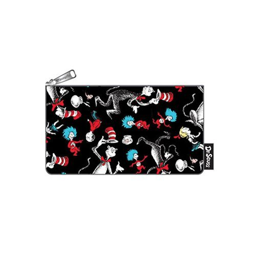 Dr. Seuss Cat in the Hat Characters Pencil Case