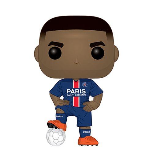 Football Paris Saint Germain Kylian Mbappe Pop Vinyl Figure