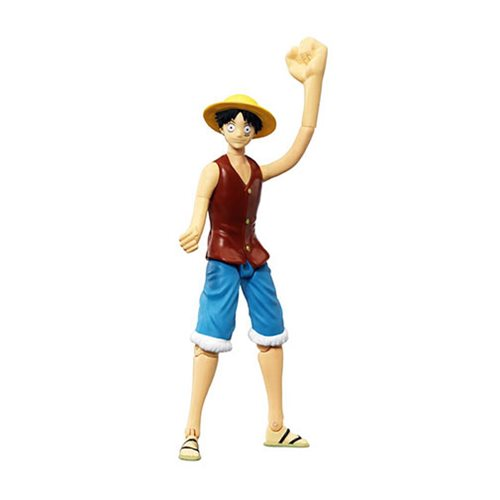 One Piece Monkey D. Luffy 5-Inch Action Figure