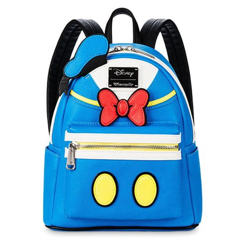a117601ca89 Donald Duck Mini Backpack - Entertainment Earth