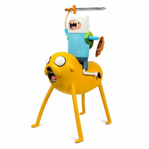 Adventure Time Jake and Finn Foam Figure Statue