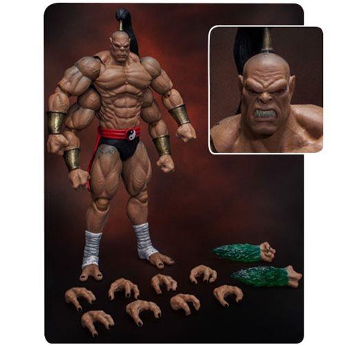 Collection Image Wallpaper Mortal Kombat Goro