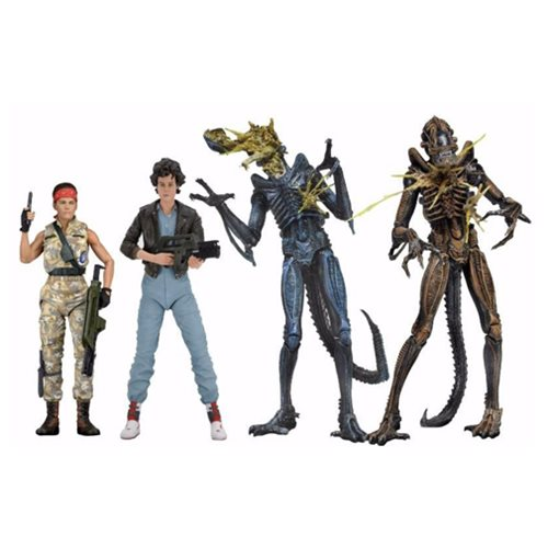 Aliens Series 12 Action Figure Set