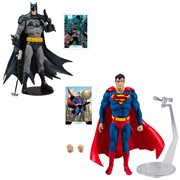 DC Batman Superman Wave 1 7-Inch Action Figure Set