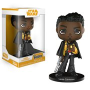 Star Wars Solo Lando Calrissian Wobbler Bobble Head