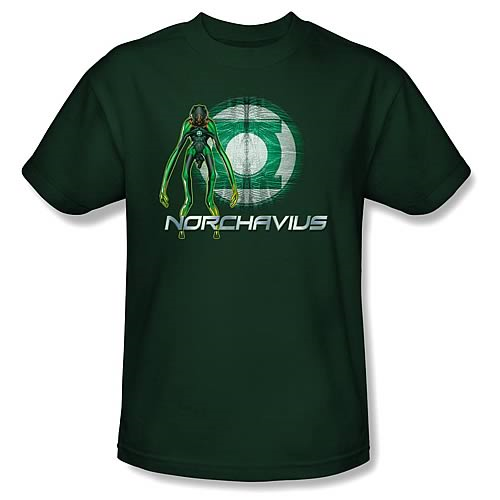 Green Lantern Movie Norchavius Logo T-Shirt