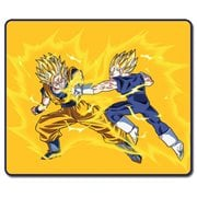 Dragon Ball Z SS Goku vs SS Vegeta Throw Blanket