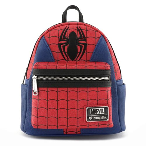 Spider-Man Suit Mini-Backpack