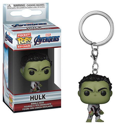 Avengers: Endgame Hulk Pocket Pop! Key Chain