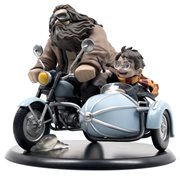 Harry Potter and Rubeus Hagrid MAX Diorama Q-Fig