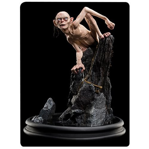The Lord of the Rings Gollum 1:3 Scale Masters Collection Statue