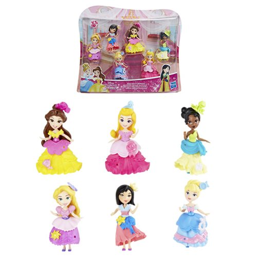 Disney Princess Royal Adventure Dolls Collection