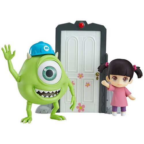 a0d47aeda Monsters Inc. Mike and Boo Nendoroid Deluxe Action Figures ...
