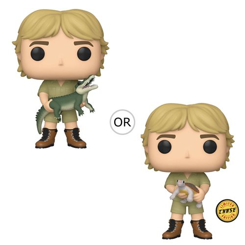 Crocodile Hunter Steve Irwin Pop! Vinyl Figure