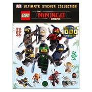 The LEGO Ninjago Movie Ultimate Sticker Collection Paperback Book