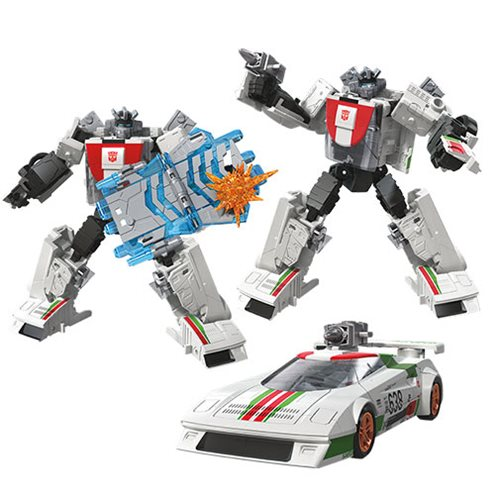 Transformers Generations War for Cybertron Earthrise Deluxe Wheeljack