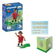Playmobil 9516 Soccer National Team Player Portugal Figure