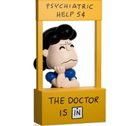 Peanuts Collection Psychiatric Lucy Vinyl Figure #8