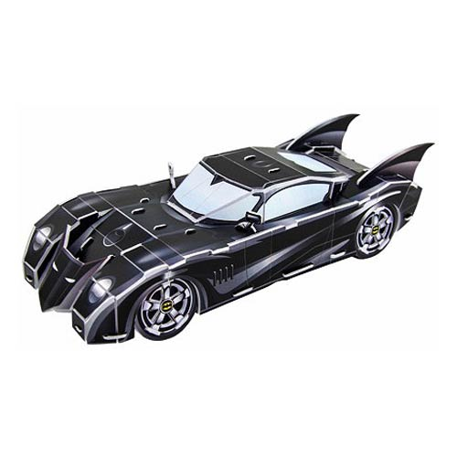 Batman Build Your Own Batmobile Model Kit