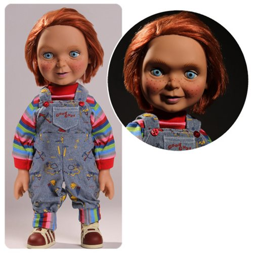 Child's Play Good Guys Chucky 15-Inch Talking Doll, Not Mint